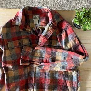 Never Worn LL Bean Flannel